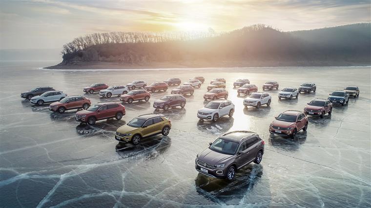 给自己一个撒野的机会——冰天雪地试驾一汽
